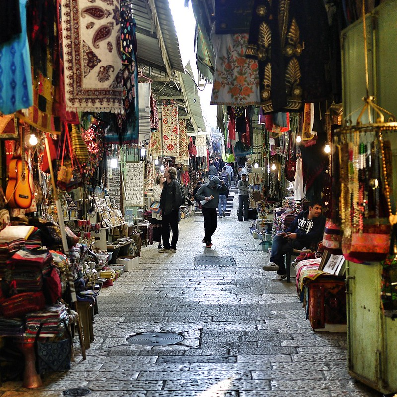 The Souk - Jerusalem