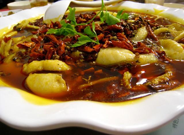 Shui Zhu Yu 水煮鱼片