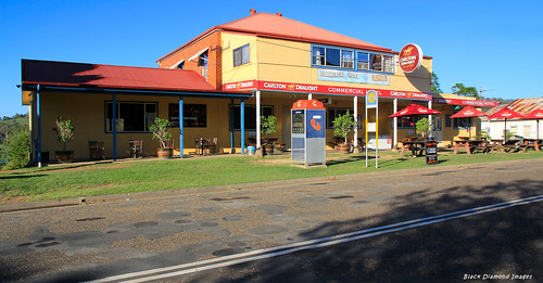 Commercial Hotel, Krambach, NSW