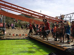 Tough Mudder - Funky Monkey