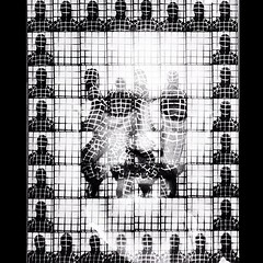#selfportrait over Herman Costa (Grid Man, 1989) #selfieking