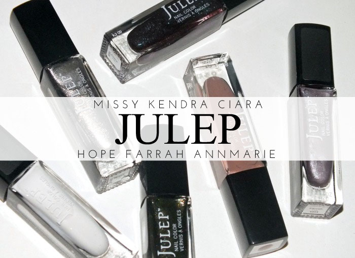 Julep It Girl Swatches (6)