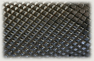 'Knurling' on a Craft Knife Handle
