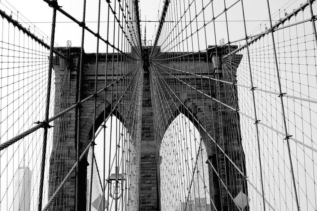 5. Brooklyn Bridge Side