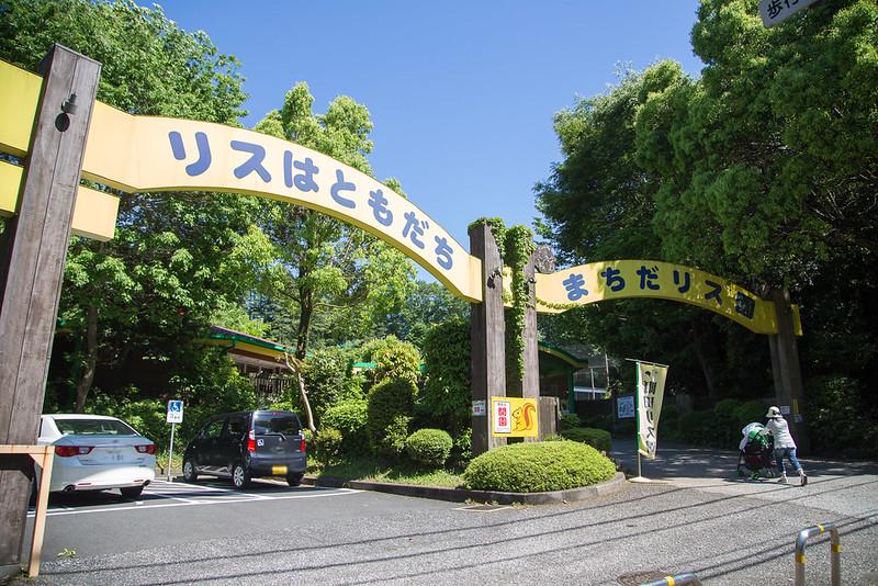 町田リス園-3