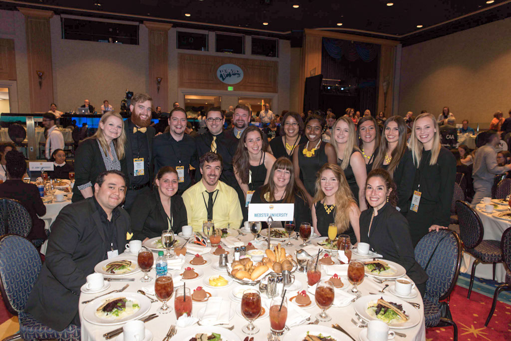NSAC Luncheon & Winner Announcement