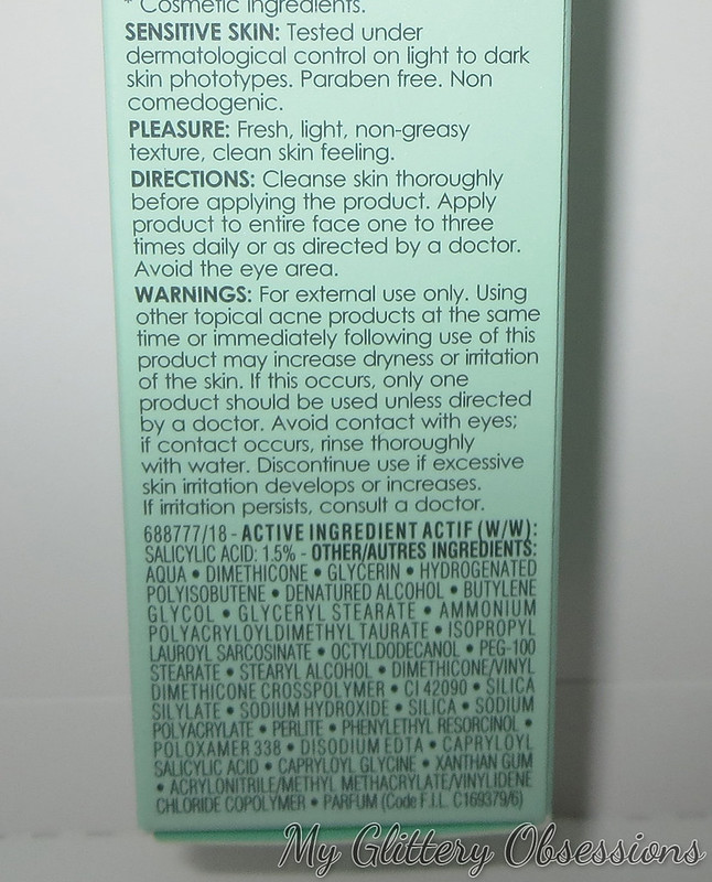 moisturizer box side 2
