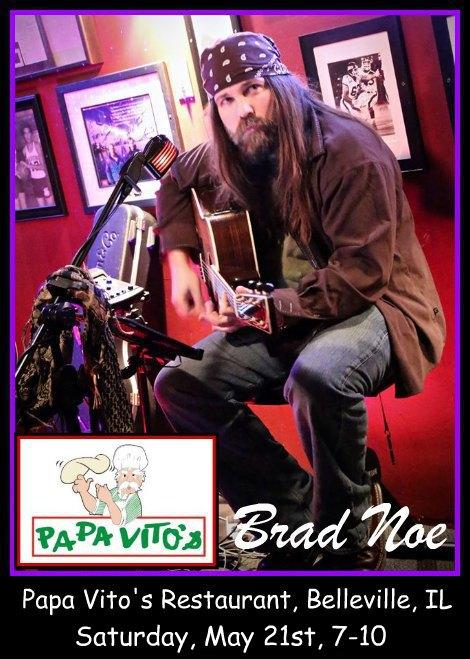 Brad Noe 5-21-16