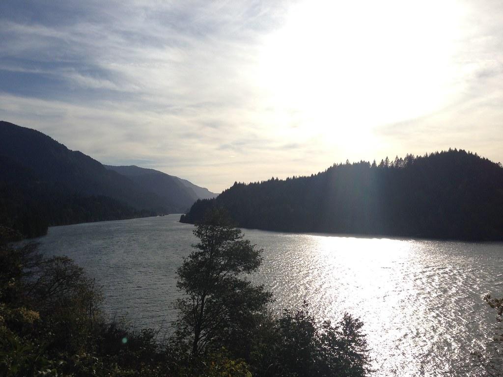Cascade Locks Mt Hood And Columbia Gorge Oreg 243 N