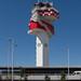 Tour de contrôle, aéroport de Rome by K_rho