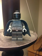 Lego purist custom: fallout: the mechanist V2
