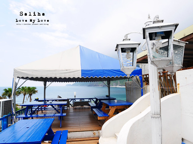 宜蘭蘇澳南方澳情人灣咖啡下午茶海景餐廳地中海casa (1)