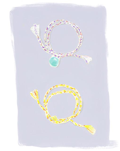 emma cassi - bracelets