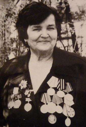 Елена Михайловна Павлова