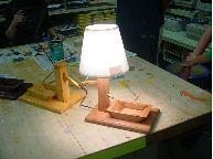 pump lamp