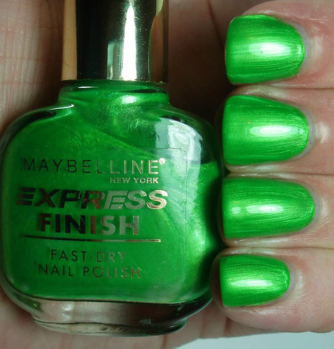 Maybelline Electric Apple