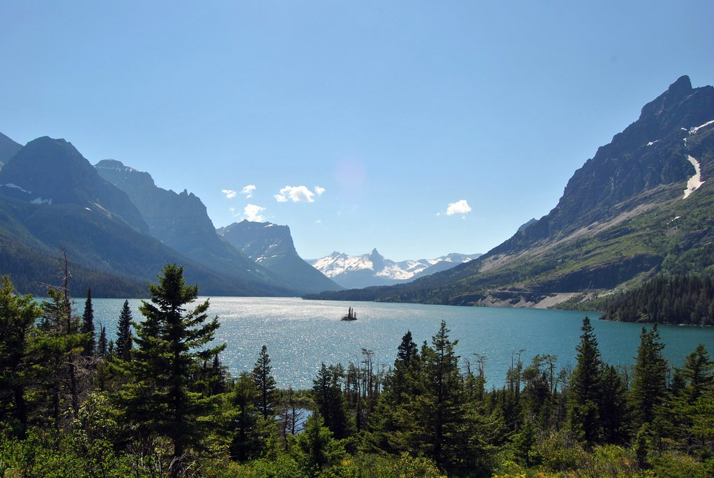 Glacier National Park The Center Of One Of The Largest And Most Intact Ecosystems In North