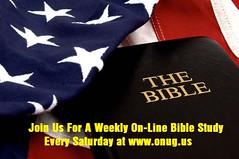 On-Line Bible Study