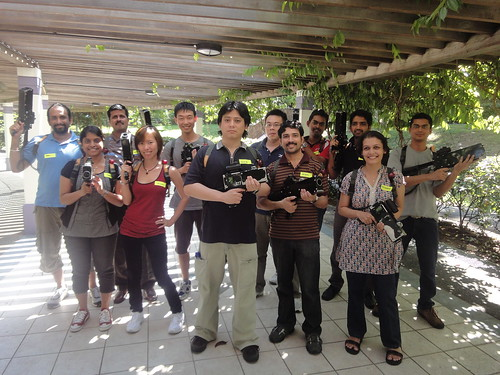 PayPal Pte Ltd Laser Shootout!