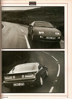 Nissan 300ZX Twin Turbo Road Test 1990 (3)