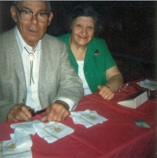 Uncle John (Maternal Side) and Aunt Connie Villari