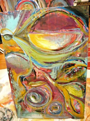 bloom true painting week 4