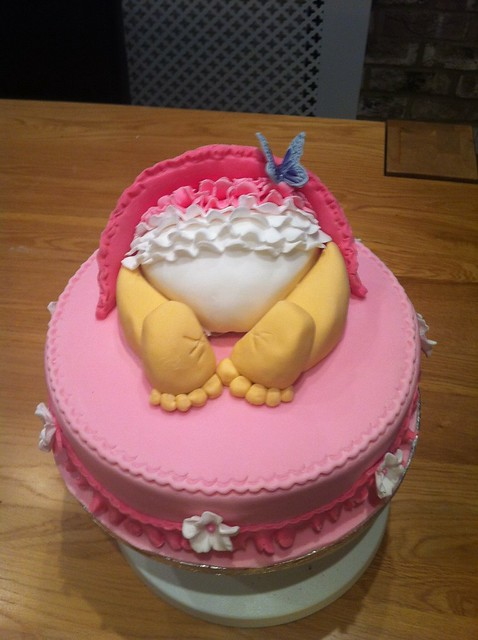Baby Bum Cake Images : Baby Bum Cake Flickr - Photo Sharing!