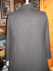 Upper Collar with Basting