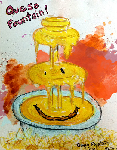 Fountain o' Cheese