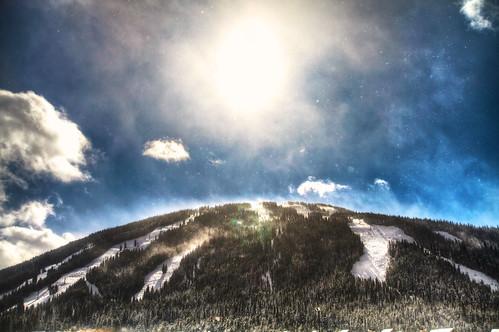 [フリー画像素材] 自然風景, 山, 空 ID:201203071200