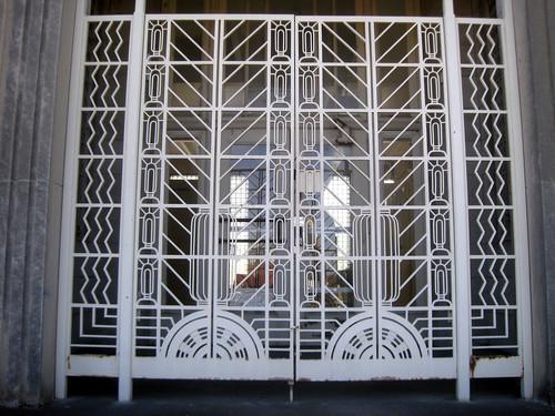 Deco Gate - Downtown Memphis by joespake