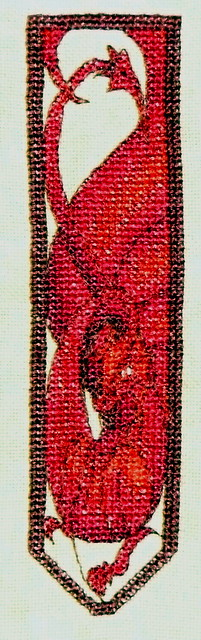 red dragon bookmark 022812