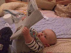 Reading Starts Early