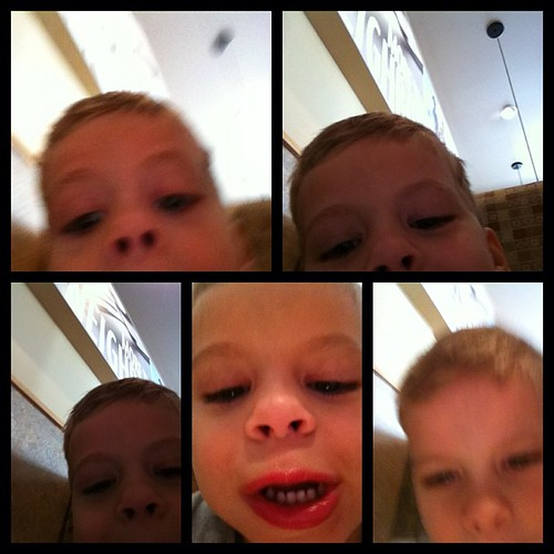This what happens when you let your #4yearold play with your phone. by mjonovich