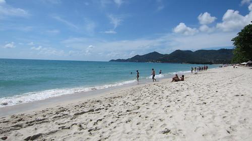 Koh Samui Chaweng Beach サムイ島チャウエンビーチ (3)