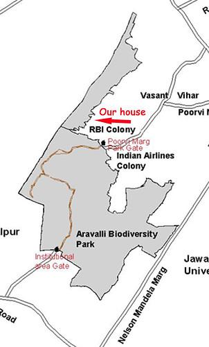 Biodiversity Park Map2