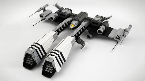 LEGO EVE Rifter cuusoo 5