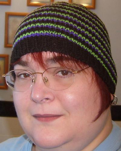 Artic Spiral Hat