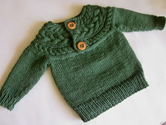 mini pullover!