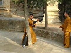 Tue, 15/03/2011 - 05:27 - SHAOLIN SHIFU KANISHKA IN SHAOLIN TEMPLE Shaolin Kung Fu India