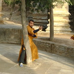SHAOLIN SHIFU KANISHKA IN SHAOLIN TEMPLE Shaolin Kung Fu India