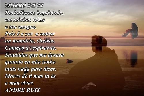 MORRO DE TI by amigos do poeta