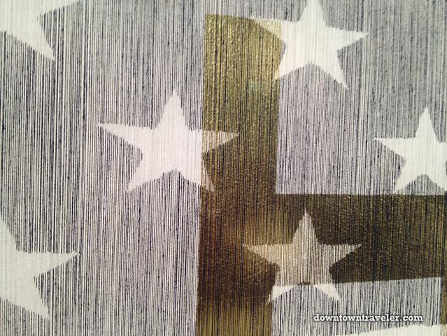 Volta NY Art Show_Jeremy Dean American Flags 02