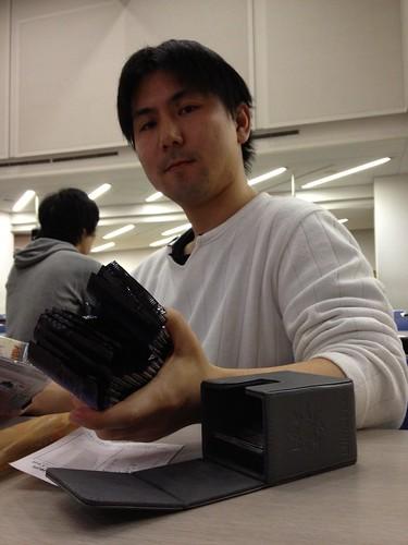 GPT Melbourne - Yoyogi Champion : Saito Tomoya