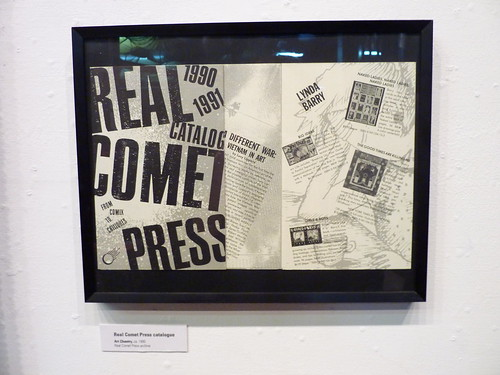Real Comet Press catalog