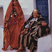 Photograph [97.20.3]: Jews of Djerba: Jewish Bride and Mother, by Keren T. Friedman (Djerba, Tunisia, 1980)