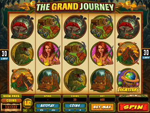 The Grand Journey Slot Machine