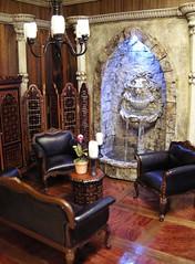 Fantasy Castle Room Box for J. Bush