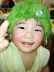 今日のお風呂あがりとらちゃん(2012/3/14)