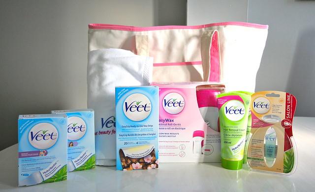 Veet Prize Pack